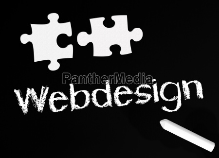 webdesign chalkboard black