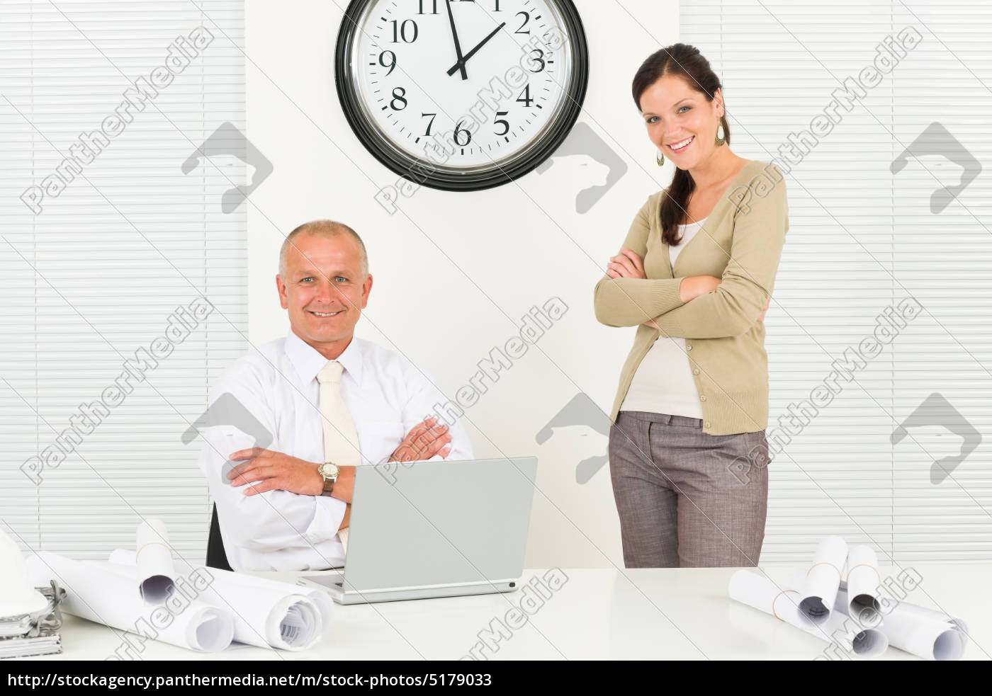 professional, architect, people, behind, office, table - 5179033