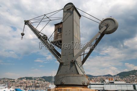 ancient cranes