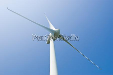 wind power generation machine