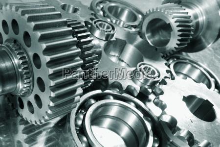 engineering steel and titanium