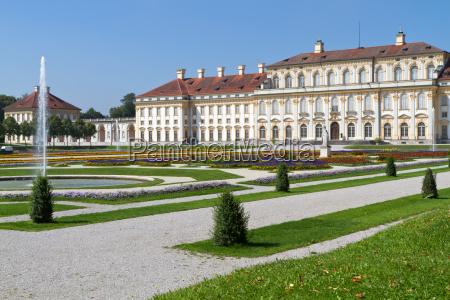 schleissheim palace near munich