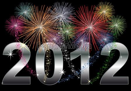 years eve 2012