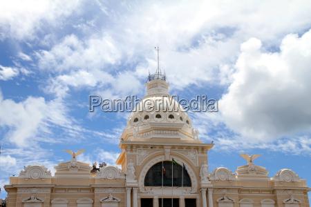 historic building in salvador