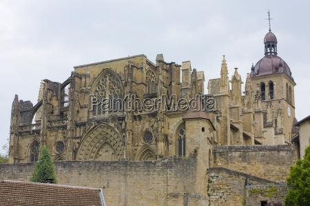 st antoine abbey rhone alpes france