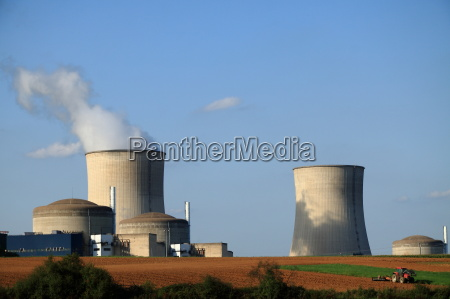 agriculture in the nuclear power plant