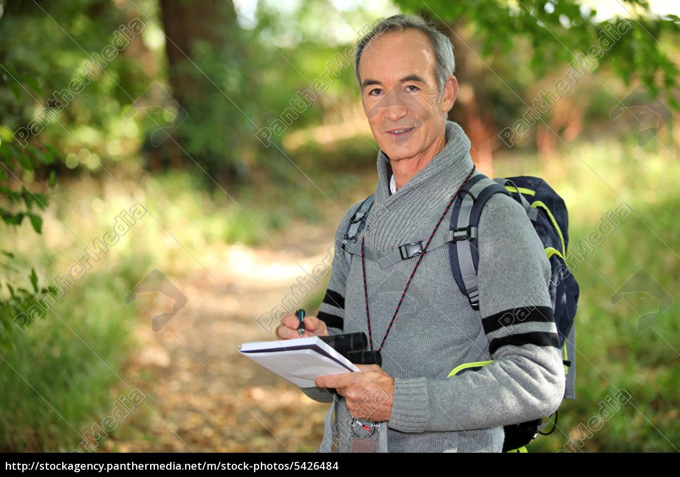 man, hiking - 5426484