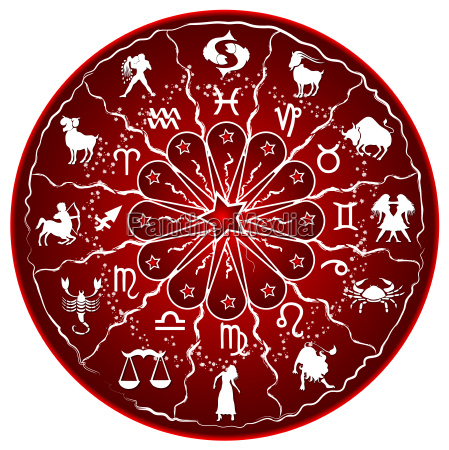 sign of the zodiac disc