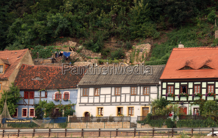 half timbered houses dig 0150