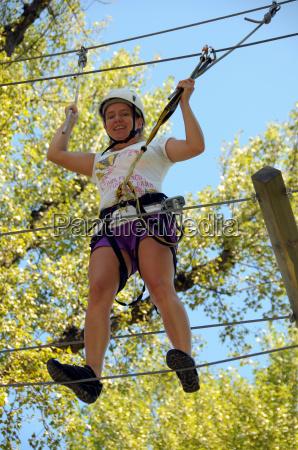 high climbing