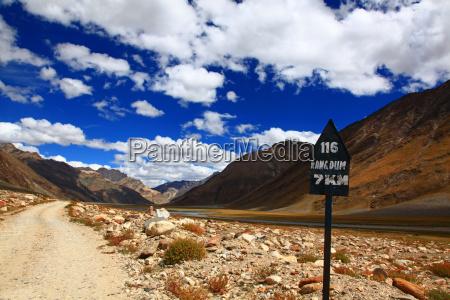zanskar, valley, india - 5479856