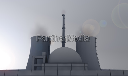 close up view of nuclear power