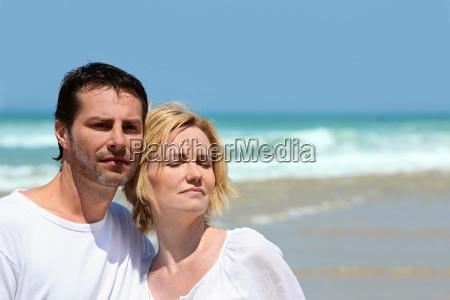 couple stood together on a