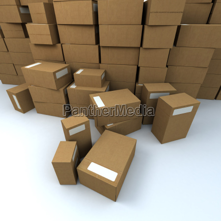 heap of packages