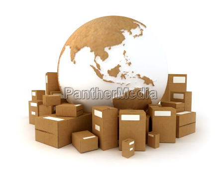 package delivery asia
