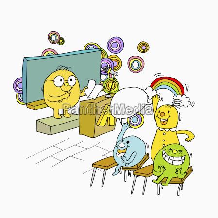 201107tongro cute education education occupation classroom