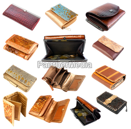 wallets collection 2 isolated