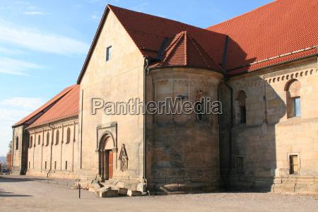germany erfurt peter church