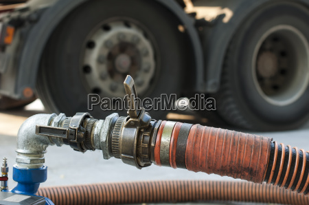 truck hoses for fuel station pumps