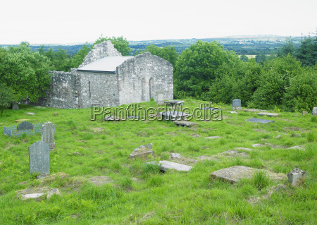 dungiven priory county derry northern ireland