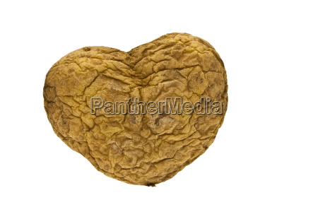 potato heart
