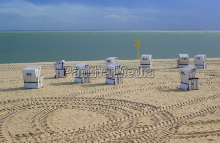 beach chairs in the group on