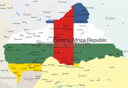 central africa republic country