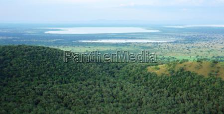 chambura gorge in uganda