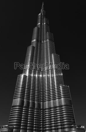 burj khalifa 828m