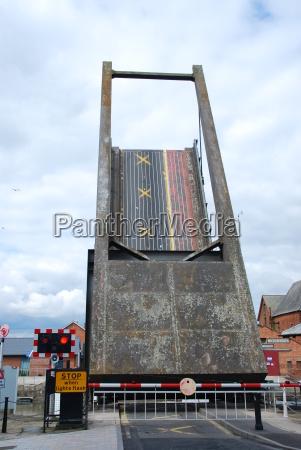 drawbridge in gloucester