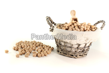 yellow chickpeas