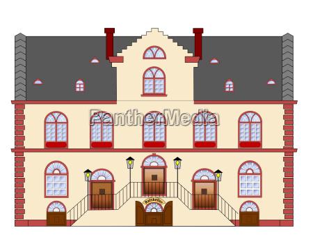 altes rathaus wiesbaden