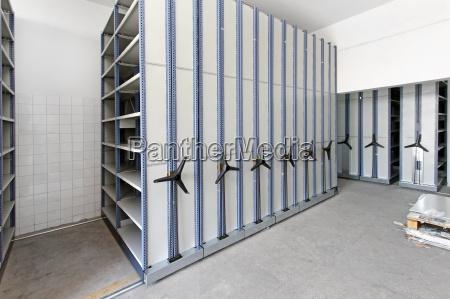 archive interior