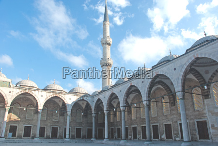 blue mosque sultan ahmet camii