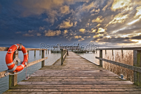 por do sol ponte costa pier