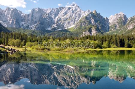 italia udine lago di