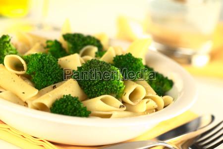 broccoli with pasta