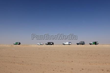 police control in algeria