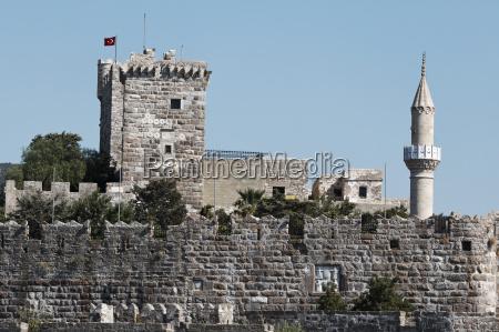 bodrum castle johanniter