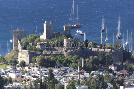 bodrum castle of st john