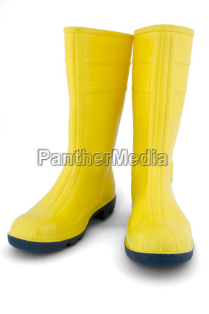 rubber boots 1