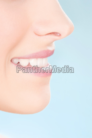 part of a woman039s face