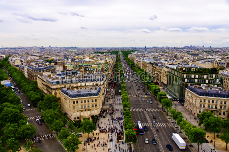 paris and streets