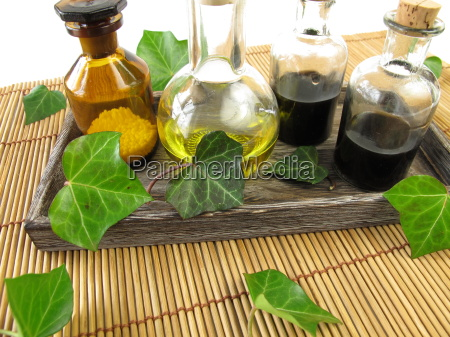 ivy in naturopathy