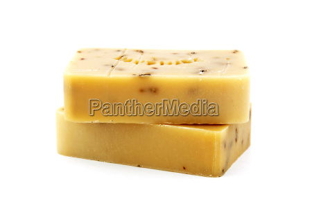 hand made lavender soap