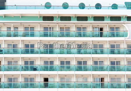 ocean liner cabins background