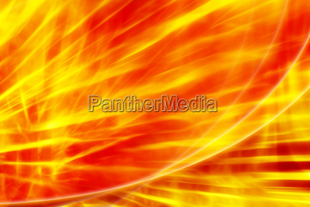 fire abstract red yellow background