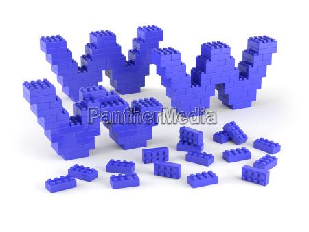 web site under construction