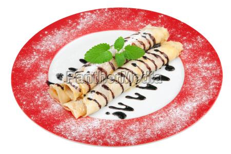 pancake clipping path