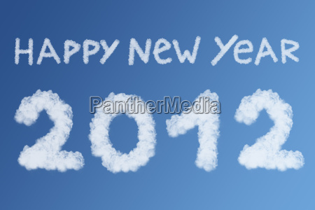 2012 happy new year travel the